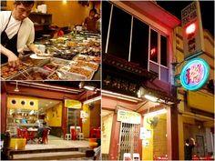 Peng Hwa Teochew Porridge @ No 19A, Jalan Klang Lama (Old Klang Road) @ Batu 4 1/3, 58100 Kuala Lumpur GPS: 3.089242, 101.674050 Hours:: daily from 11am to 5am - courtesy KYspeaks