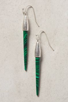 Jade Swirl Earrings - anthropologie.com