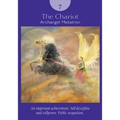 #angelcard #monday The Chariot important tasks & time to gsd more> http://ift.tt/1OHG1Ma