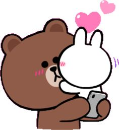 Cute Cartoon Images, Emoji Images, Cute Love Cartoons, Cartoon Gifs, Good Morning Smiley, Bisous Gif, Cony Brown, Cute Couple Gifts, Wonder Art