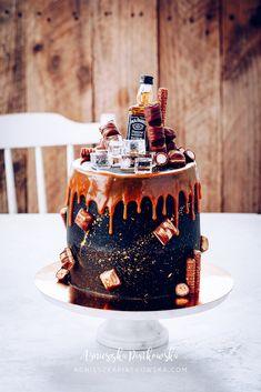 AUTORSKIE TORTY – Agnieszka Piątkowska No Bake Desserts, Dessert Ideas, Snacks, Baking, Decoration, Cake, Blog, Decor, Appetizers