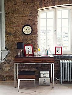 Linea Dalston Dressing Table - House of Fraser