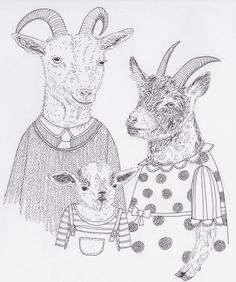 familjen get - by felicia wulkan