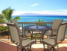 Sands of Kahana | Maui Hawaii Vacations Part of HomeAway Perfect spot for morning coffee!!!
