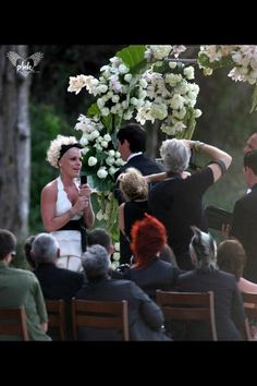 P!nk and Carey's weeding day #5!
