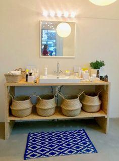 Double Vanity, Physique, Retail, Mirror, Bathroom, Furniture, Home Decor, Archipelago, Physicist
