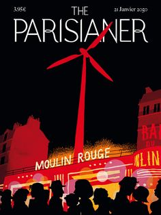 The Parisianer, Utopies 2050 - Erwann Surcouf