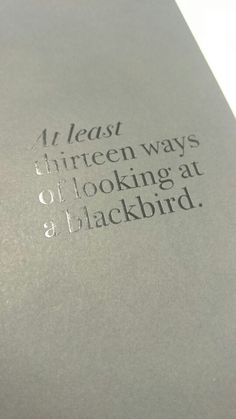 Uv varnishing - just another example of uv varnishing, it is good for a text to stand out nicely on a black cover of a book as an example.