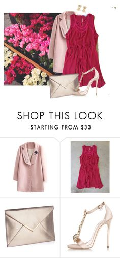 """Untitled #262"" by lo2lo2a ❤ liked on Polyvore featuring Dsquared2 and Miriam Haskell"