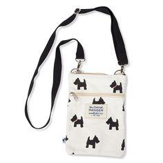 Scottie dog bag