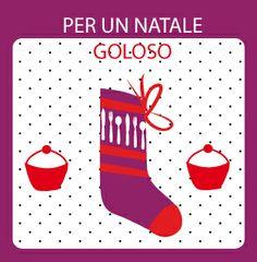 #natale goloso biglietto #printable