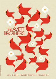 The Avett Brothers - Boulder 2011