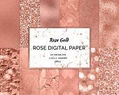 Digital creative resources by MieRieDesigns Rose Gold Backgrounds, Gold Backdrop, Gold View, Brush Sets, Layer Style, Rose Gold Foil, Good Communication, Digital Scrapbooking, Backdrops