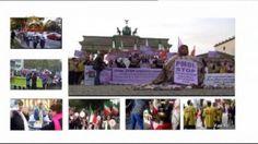 كارزار اشرف نشانها در مقابل مقر ملل متحد در نيويورك سيماى آزادى – 29 آبان 1393  ======= Mojahedin – Iran – Resistance – Simay  Azadi -- مجاهدين – ايران – مقاومت – سيماي آزادي