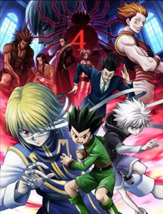Hunter X Hunter Saison 8 : hunter, saison, Ideas, Hunter, Hunter,, Killua,