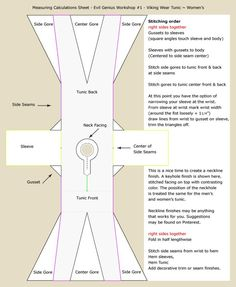 Tunic - - #DIYandcrafts
