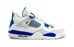 Air Jordan IV Military Blue...nice summer release for June