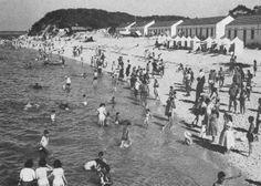 Praia de Tróia, 1953