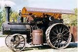 Steam Tractor Photos