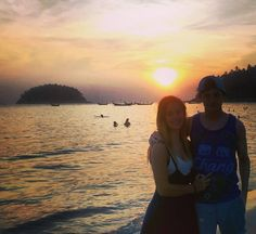 Living in Ireland makes sunsets like these a little more special.  #iamempirestateofmind #alifelessordinary #katabeach #kata #phuket #phuket2016  #thailand #sunset #sun #adventureisoutthere #grapesoda #travel #travelling #travellers #backpacking #backpackers #couple #insta #picoftheday #pictureperfect #beach #sea #boats #islands by barney_gaughan