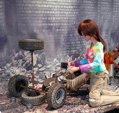Smart Doll Ebony by rc2agog