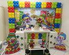 Aluguel Painel de Pallet, Mesa Cavalete e Escadinha no Kids Carnival, Arcade Games, Bolo Fake, Frame, Party, Home Decor, 30, Good Photos, Clowns