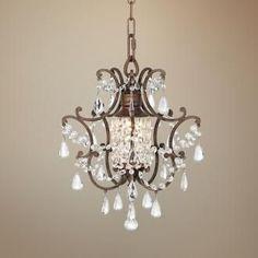 i like a good chandelier