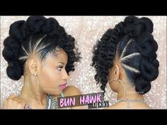 Hair Tutorial Compilation #6 - YouTube