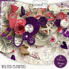 Wilted flowers by celinoa's Design