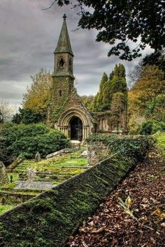 Overton Church Wales