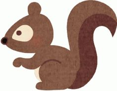 Silhouette Online Store: squirrel