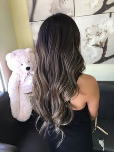 Ash blonde balayage by Michelle | Yelp