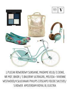 MmeVelo_moodboard Bike Stuff, Vivienne Westwood, Mood Boards, Blond, Wheels, Bicycle, Fashion, Bags, Moda
