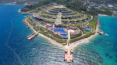 Jumeirah signs deal to manage second Turkish hotel in Bodrum. Located 10 minutes away from Bodrum city centre, the hotel has 135 keys, including suites. Luxury Beach Resorts, Hotels And Resorts, Luxury Hotels, Paramount Hotel, Top Places To Travel, Travel Pics, Hotel World, Dubai, Cities