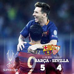 So happy they won. Sad Neymar couldn't play.