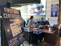 Seattle Mariners Safeco Field Fan Experience MLB Sports Marketing, Business Marketing, Seattle Mariners, First Game, Mlb, Activities, Engagement, Board, Ideas