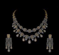 Diamond Necklace Diamond Necklaces / Chokers - Diamond Jewelry Diamond Necklaces / Chokers at USD And GBP Dimond Necklace, Diamond Necklace Set, Diamond Pendant, Diamond Jewelry, Diamond Stud, Pearl Diamond, Pendant Necklace, Black Gold Jewelry, Gold Jewellery