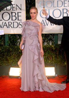 Pin for Later: Die glamourösesten Kleider vergangener Golden Globes Chloë Sevigny bei den Golden Globes (2010)