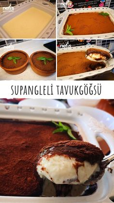 Dessert Recipes, Desserts, Allrecipes, Parfait, Mousse, Recipies, Turkey, Pudding, Ice Cream