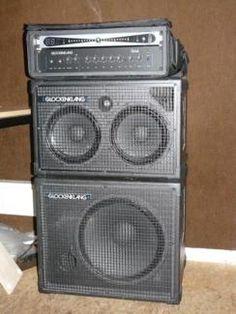 Glockenklang Soul Bass Verstärker, Bass Boxen in Nordrhein-Westfalen - Halle (Westfalen) | Musikinstrumente und Zubehör gebraucht kaufen | eBay Kleinanzeigen