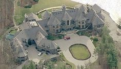 """A man named Richard Freeland just had a huge castle built in the South West section of Fort Wayne in Aboite Township. I think its in excess of 46,000 square feet and looks like it came from France or England. He owns the local Pizza Hut restaurants. Unfortunately I don't have a lot of information on it. This one is magnificant. Right down to ponds, walk bridges and the """"whole nine yards"""". They have already made arrangements on their deaths to have it willed to be maintained a"""