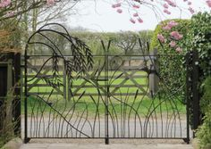 Amazing Gates & Railings | James Wilkinson | pinned on Toby Designs