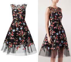 Time to Bloom in Spring's Prettiest Floral Dresses