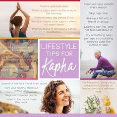 Learn about the qualities of kapha.
