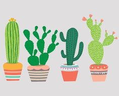 With an effortless modern style, Lucy Darling offers a high-quality southwest cactus art print featuring the Golden Barrel, Emerald Wave, Saguaro, and Prickly Pear cacti. Designed to celebrate life's darling moments. *Frame and accessories not included Succulents Drawing, Cactus Drawing, Cactus Painting, Diy Painting, Deco Cactus, Cactus Art, Cactus Plants, Cactus Decor, Cacti