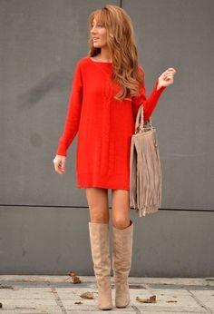 Zara  Dresses, Zara  Boots and SUITEBLANCO  Bags