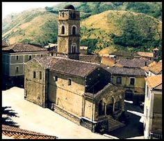 Commune di Teggiano, Salerno, Italy. Where my father's family comes from.