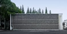 #Architecture in #China - #PublicToilets by Wuyang Architecture, ph Su Shengliang