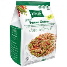 Save $1 on Kashi Steam Meals
