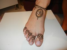 henna tattoo simple and cute